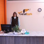 Club Canal Bark front desk